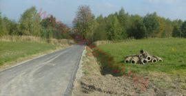 Działka z możliwością zabudowy Babica 2000m2