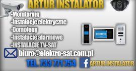 Instalator systemów alarmowych Kołobrzeg