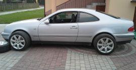 Oryginalne felgi z Mercedesa SL 17, zer. 8 cali, rozmiar 17 cali, 5x112, ET 35