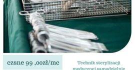 Technik sterylizacji medycznej - otwieramy nabór!