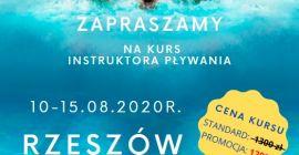 Kurs Instruktora Rekreacji Ruchowej o specjalności Pływanie